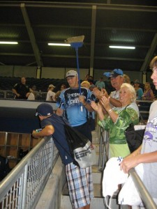 Stone Crabs sweep the Clearwater Threshers