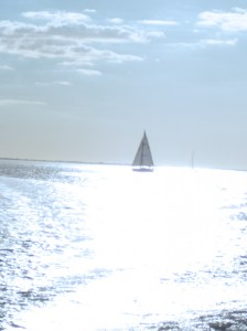 Sailing on Charlotte Harbor in Punta Gorda, FL