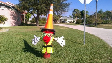 Fire hydrant in PGI