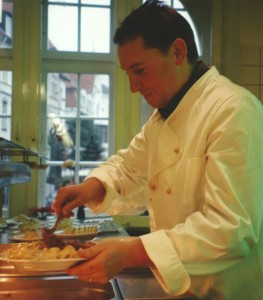 Ralf Mehler, German Master Chef and Baker