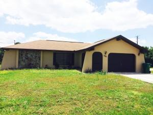 Port Charlotte 2 bedroom home for sale