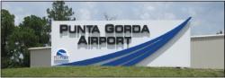 Punta Gorda, FL airport