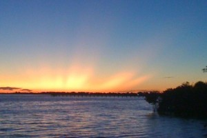 Charlotte Harbor sunset