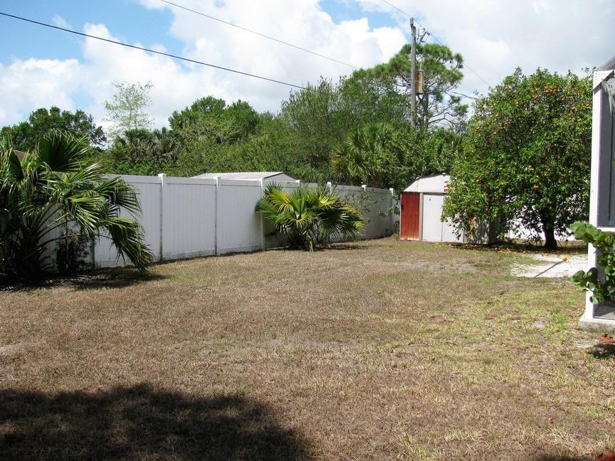 Just Listed Port Charlotte Pool Home Under 200k