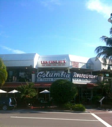 Sarasota offers a variety of dining and shopping, including upscale boutiques and restaurants on St. Armand's Circle.