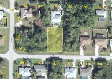 Port Charlotte Lot For Sale