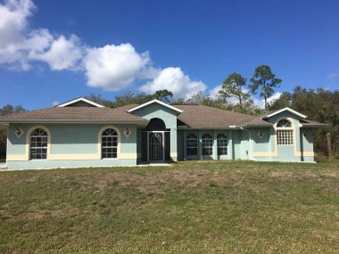 Port Charlotte Pool Home on Over 1/2 Acre