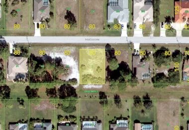 Rotonda West Long Meadow Building Lot